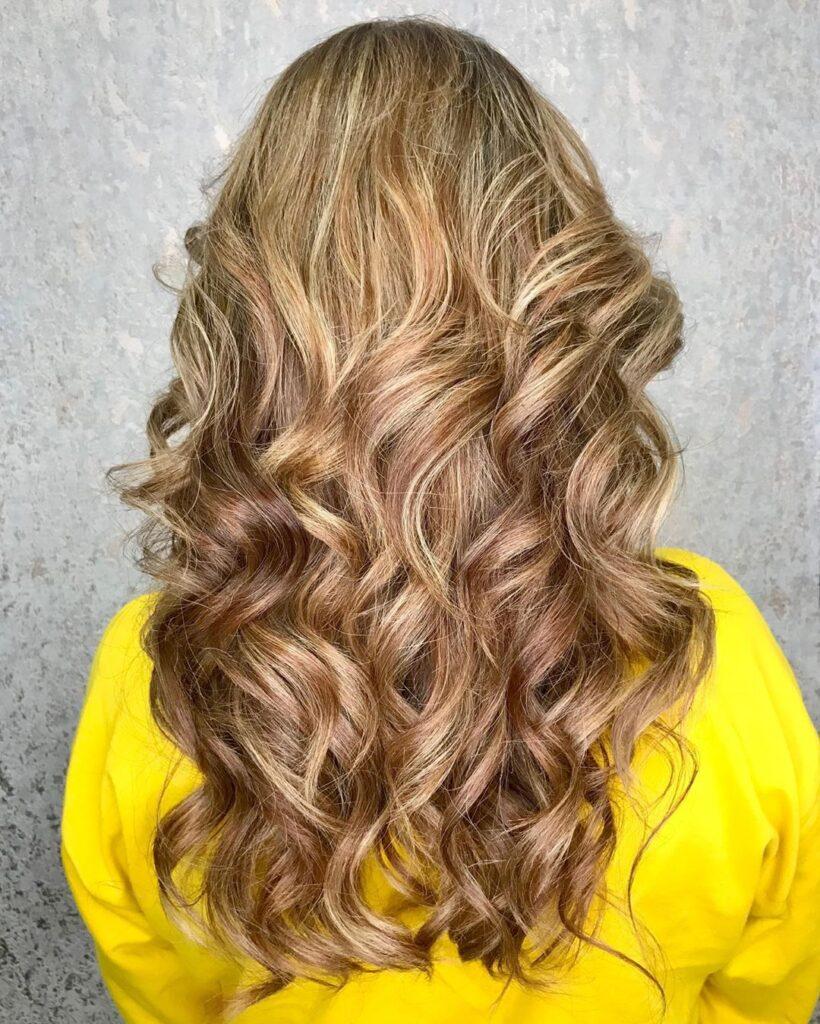 Almond Hair Color 2020