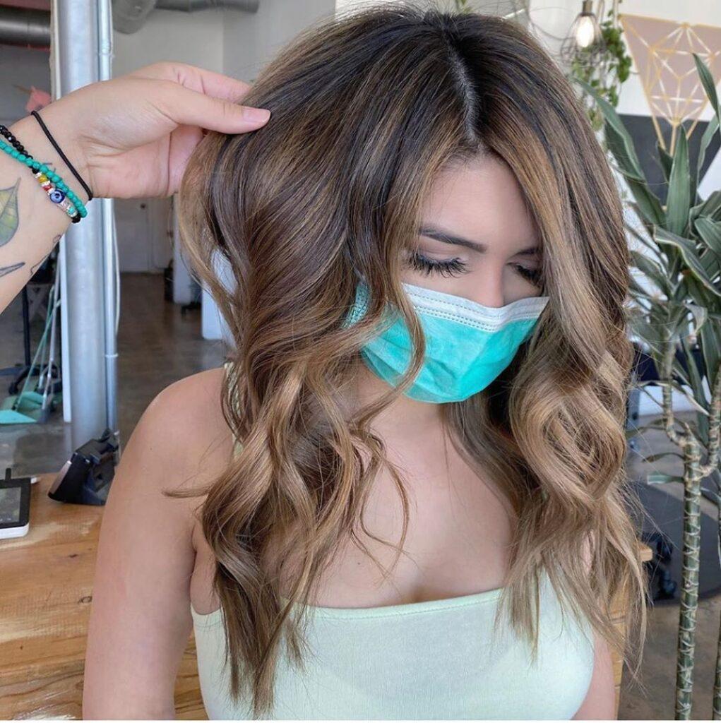 Bronze Hair Color