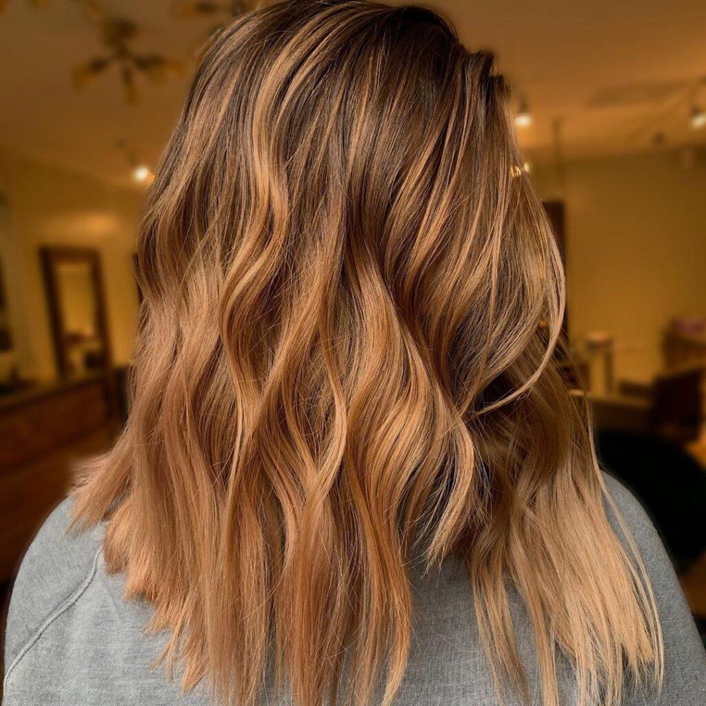 Bronze Hair Color Ideas
