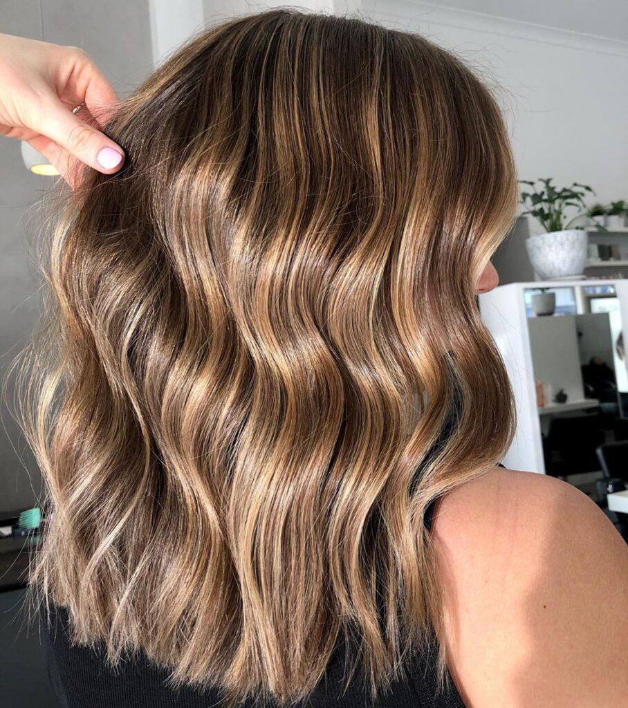 Bronze Hair Colors