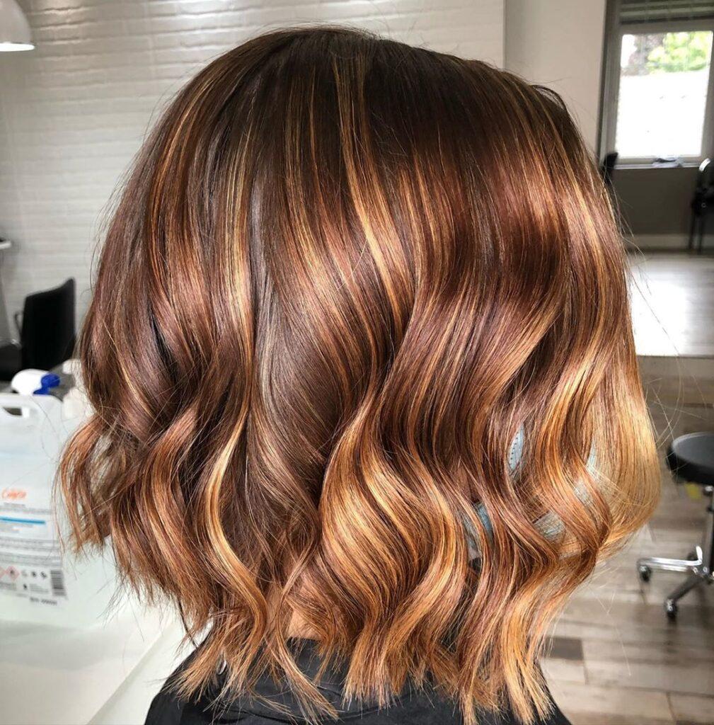 Caramel Hair Color Ideas 2020