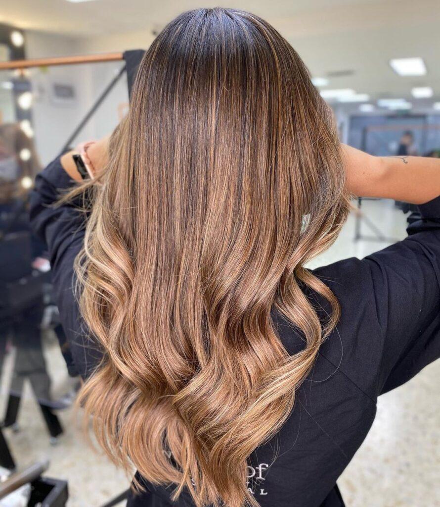 Caramel Hair Colors Ideas 2020