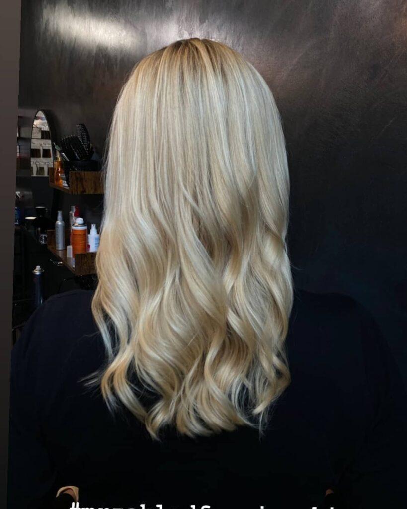 Cool Blond Hair Color Ideas