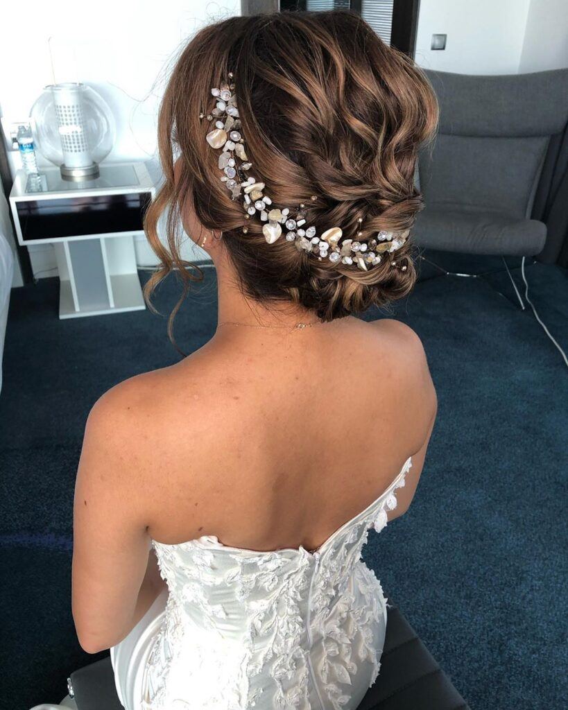 The Best Bridal Hairstyle